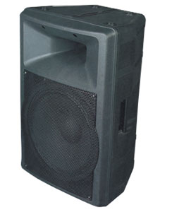 Moulded Enclosure Speaker PEVPR15A