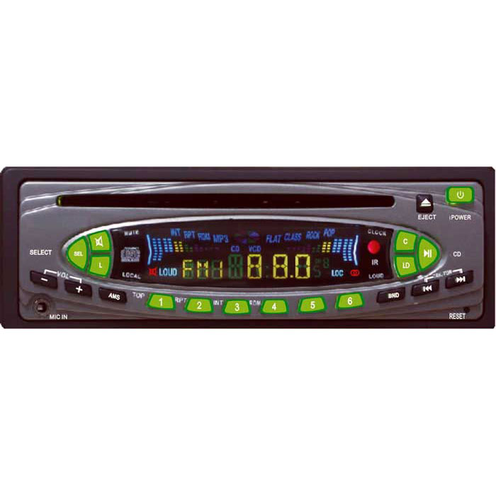 Car CD Player 9068