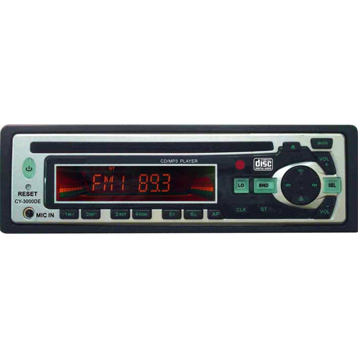 Car CD Player 3000DE