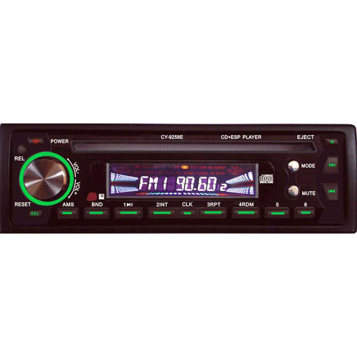 Car CD Player 9258E