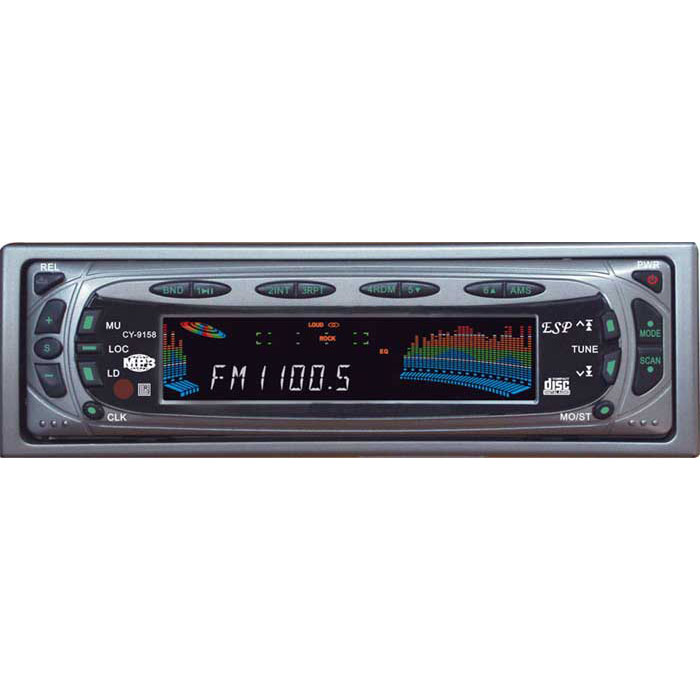 Car CD Player 9158DE