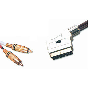 SCART CABLE 8007