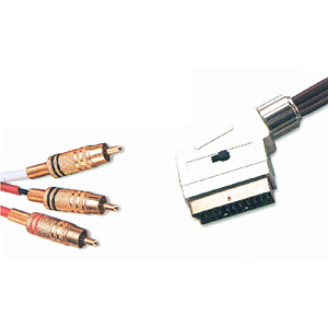 SCART CABLE 8008
