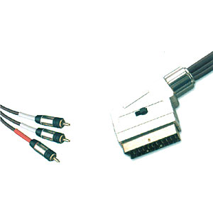 SCART CABLE 8010